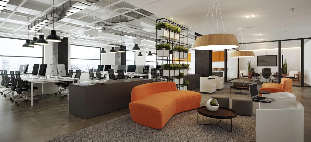 Área Staff e Convivência RS Design