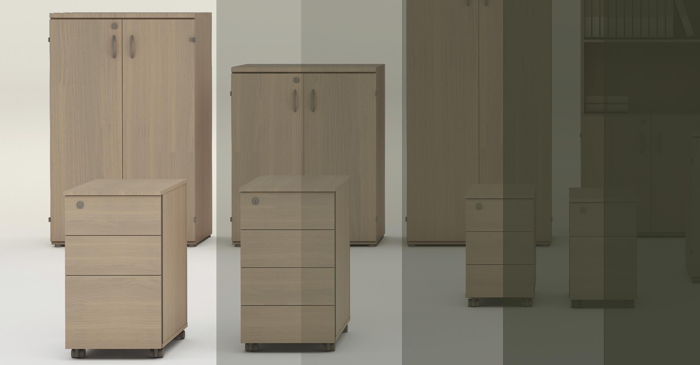 Armario Oficina Ikea ~ Armário para Escritório RS Design