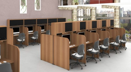 Estação de Trabalho Call Center DTL Plus