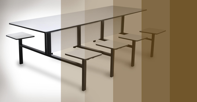 Mesa para refeit rio rs design - Mesas de escritorio ...