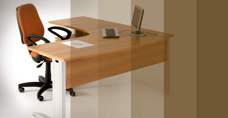 Mesa de trabalho rs design - Mesa escritorio l ...
