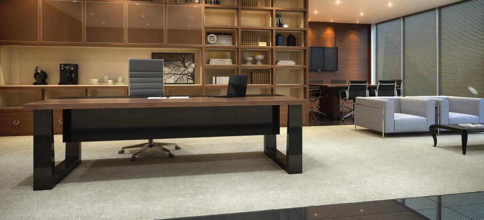 M veis planejados para escrit rio rs design for Medidas ergonomicas de un escritorio