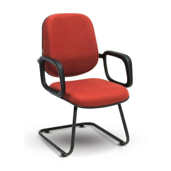 Cadeira Fixa para Visita Infinite Diretor