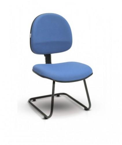 Cadeira Fixa para Visita Infinite Executiva