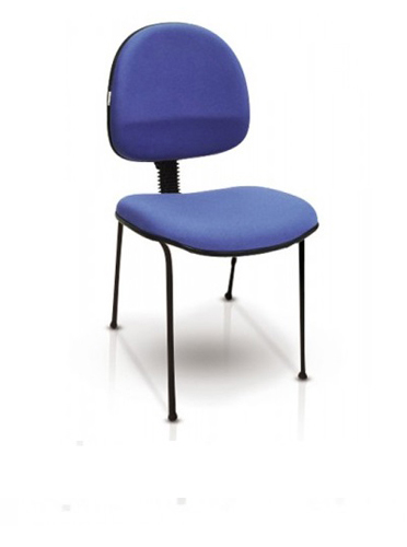 Cadeira Fixa para Visita Infinite Executiva Pé Palito
