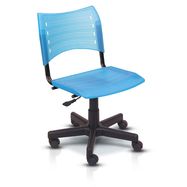 Cadeira Polipropileno Tek Giratória
