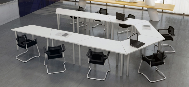 Mesa de Reunião Componíveis