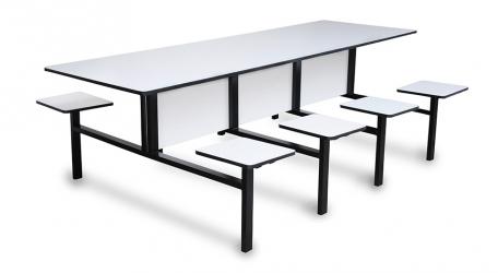 Mesa para Refeitório 8 lugares