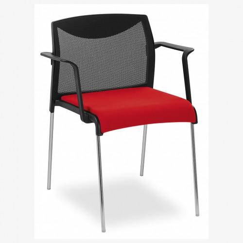 Cadeira Fixa para Visita Brent
