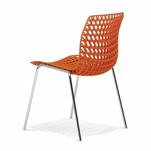 Cadeira Polipropileno Moiré