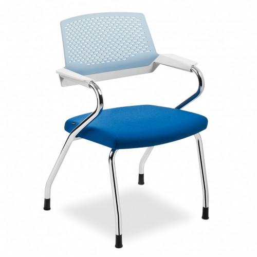 Cadeira Fixa para Visita Madri