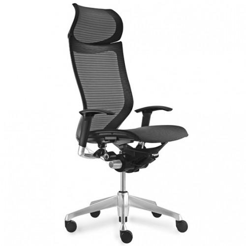 Cadeira Presidente Baron Tela
