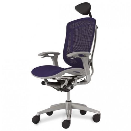 Cadeira Presidente Contessa Tela