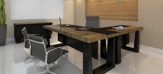 decoracao de interiores escritorio advocacia:As cadeiras devem fortalecer a imagem de elegância do escritório