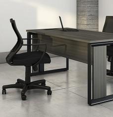 Mesa de Trabalho Aluminium - Reta