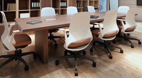 Mesa de Reunião Vision