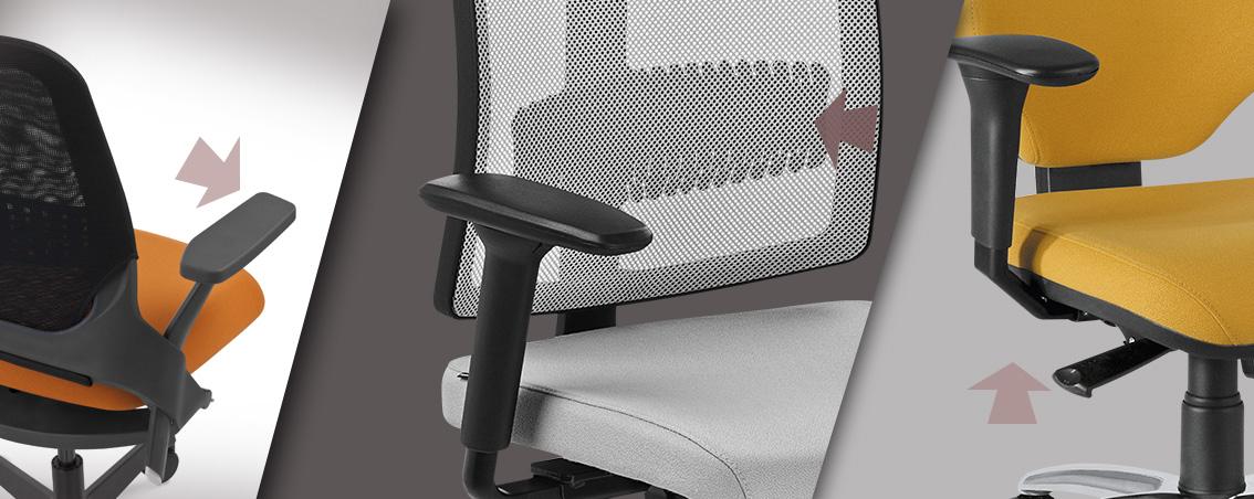 Como ajustar uma cadeira