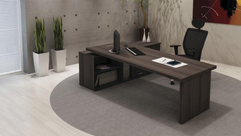 Mesa executiva classic rs design for Mesa de escritorio
