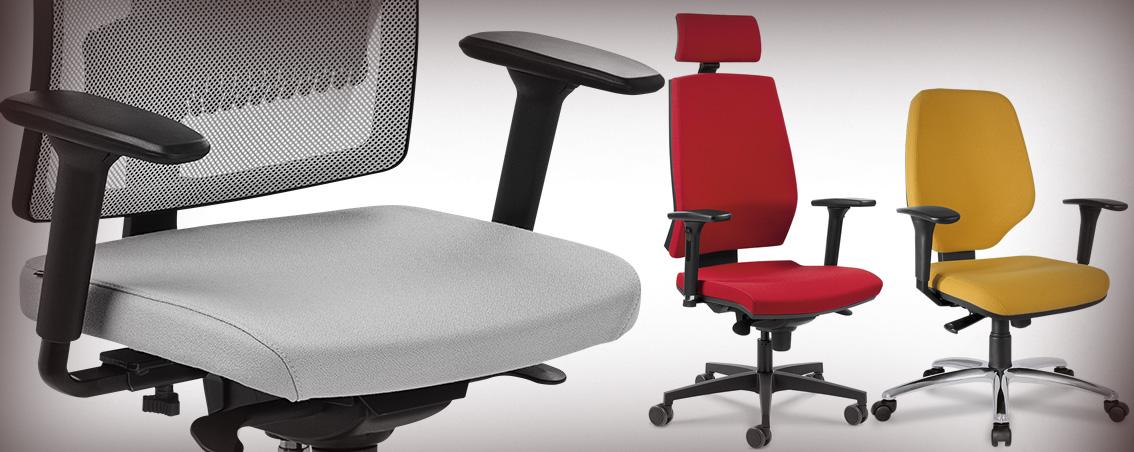 Tipos de Cadeiras