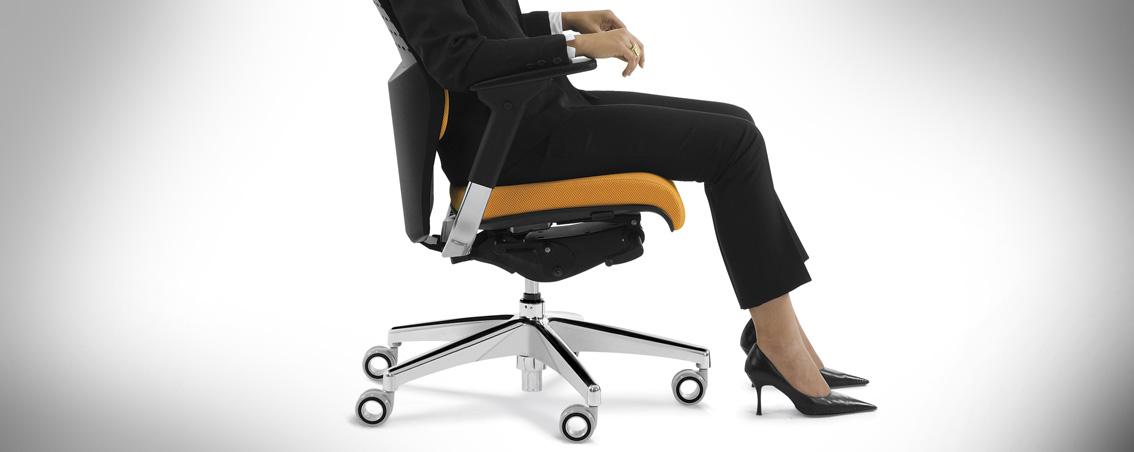 O que é uma cadeira ergonômica