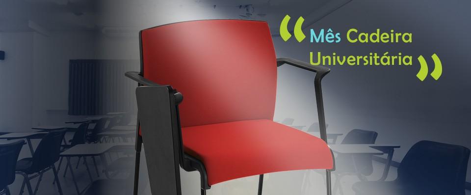 Mês Cadeira Universitária