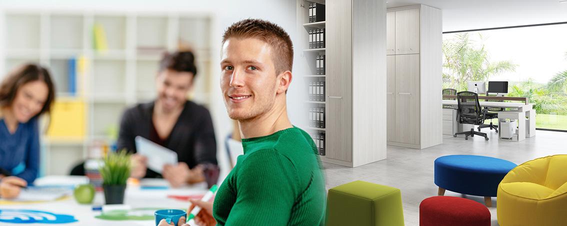 Quais os móveis ideais para escritórios startups?