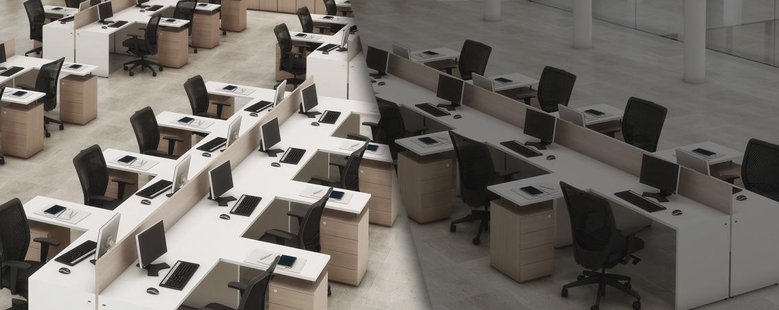 Como mudar completamente o seu escritório!