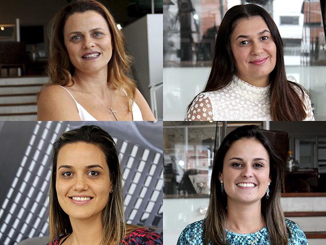 Testemunhal-Curso(Lisandra Mascotto, Eliana de Souza, Paloma Cardoso, Mariana Mattos)