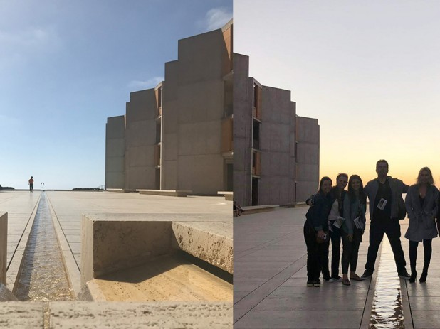 A edição 2018 da conferência da ANFA foi realizada no Salk Institute for BiologicalStudies, na Califórnia. Lisandra participou do evento junto com a especialista Priscilla Bencke e um grupo de profissionais reunidos pela SmartWorkplaces.