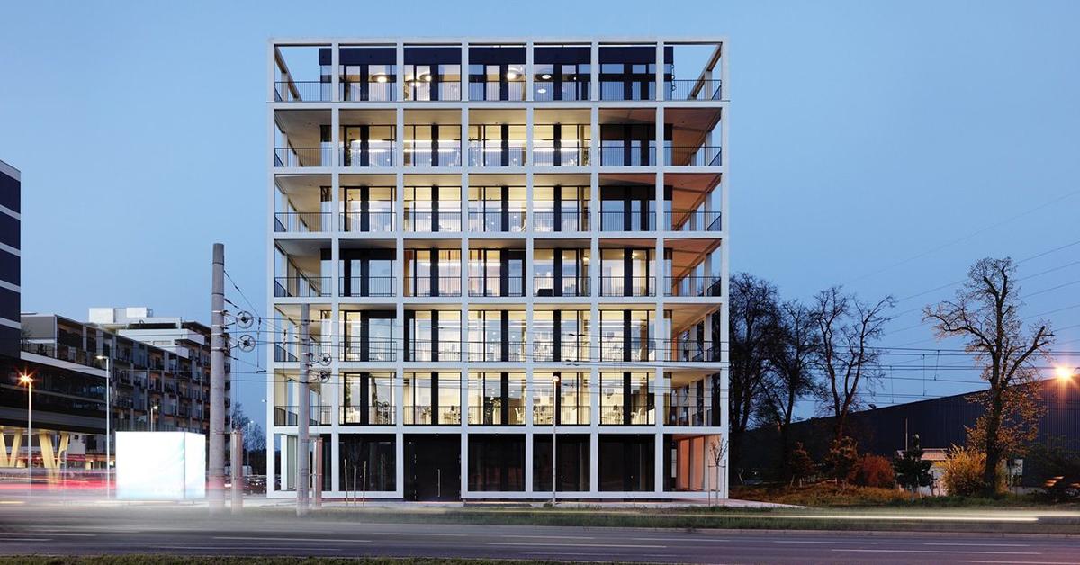Sede corporativa de imobiliária na Áustria venceu a categoria Offices do Building of the Year Awards