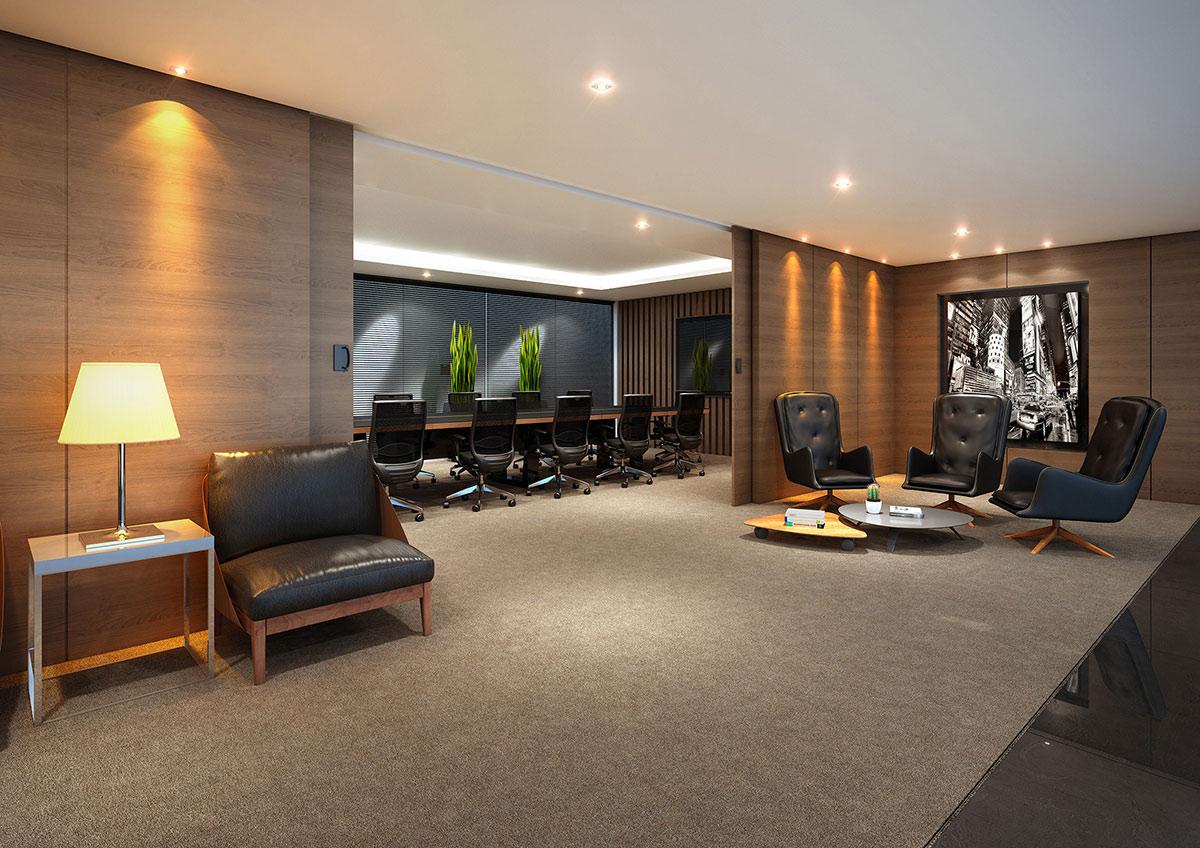 como-utilizar-cadeiras-poltronas-decorativas-escritório-4