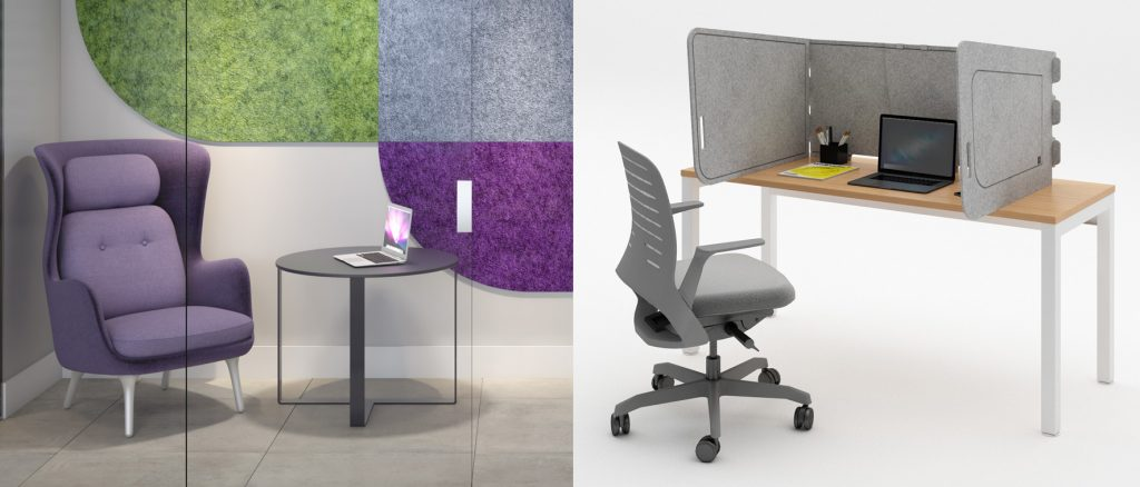 evitar ruídos que tirem o foco no home office